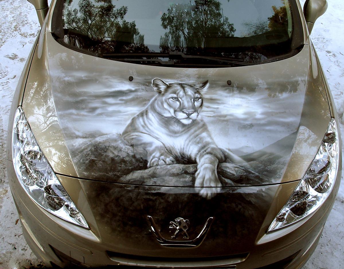 Моя машинка!!!