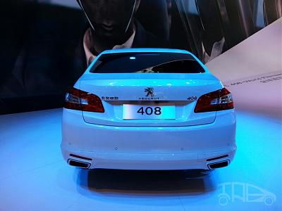 Нажмите на изображение для увеличения.  Название:Peugeot-408-sedan-rear-at-Auto-China-2014-1024x768.jpg Просмотров:358 Размер:114.5 Кб ID:15982