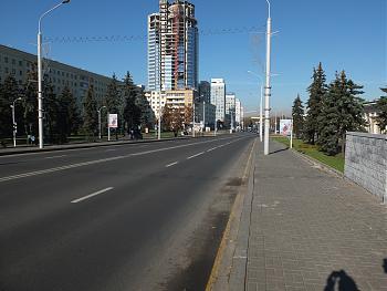 Нажмите на изображение для увеличения.  Название:Улица Минск_утр&#1.jpg Просмотров:219 Размер:102.0 Кб ID:579